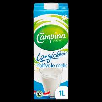 Campina lang lekker half volle melk