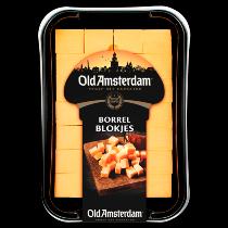 Old Amsterdam 48+ Borrelblokjes