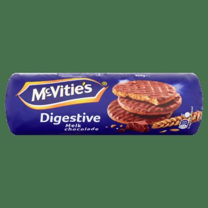 McVitie's digestive melk