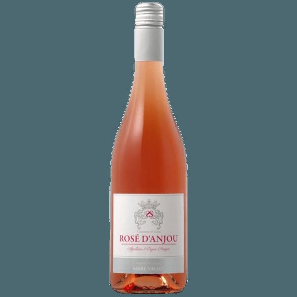 Couronne et Lions Rosé d'Anjou zoete rosé