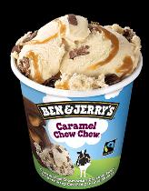 Ben & Jerry's Classic ijs Caramel Chew Chew 500ml