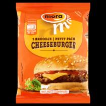 Mora broodje cheeseburger