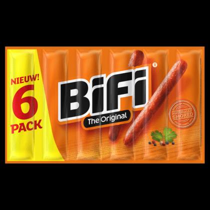 Bifi worst 6pack