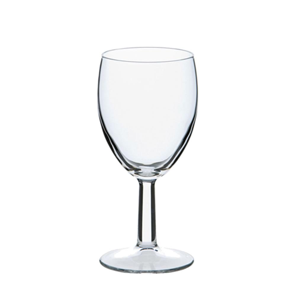 Mammoet wijnglas