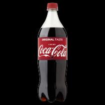 Coca-Cola cherry fles 1ltr.