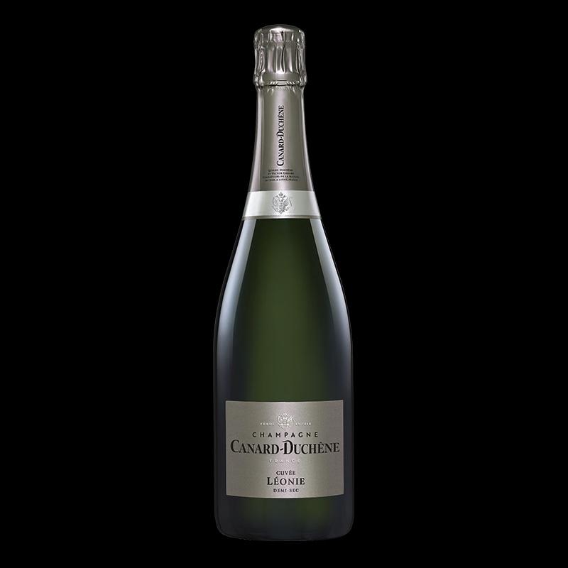 Canard-Duchêne Champagne Cuvee Léonie Demi-sec
