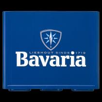 Bavaria krat bier 12 flesjes van 0,3ltr