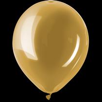 Globos ballonnen goud 36cm 10 stuks