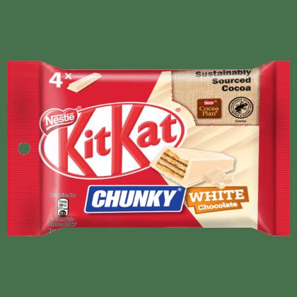 KitKat chunky white 4pack