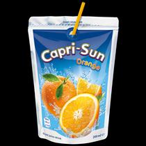 Capri-Sun orange pakje 0,2ltr.