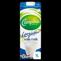 Campina lang lekker volle melk