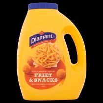 Diamant Frituurvet friet & snacks 3 liter.