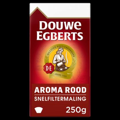 Douwe Egberts pak koffie