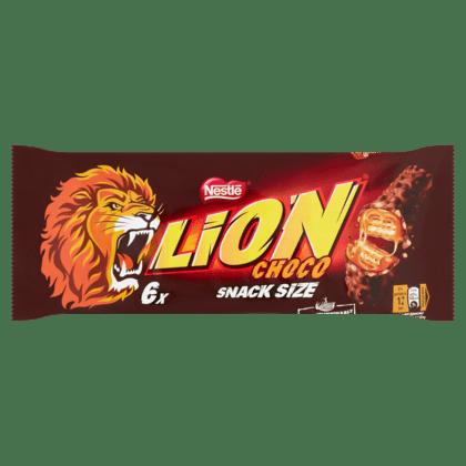 Nestle lion 6pack