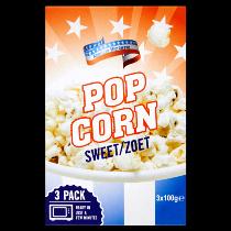 Popcorn zoet