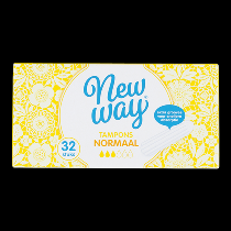 Newway tampons normaal
