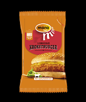 Mora broodje kroketburger