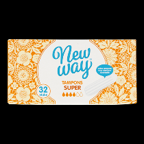 Newway tampons super