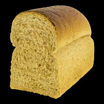 Half tarwe bruin brood