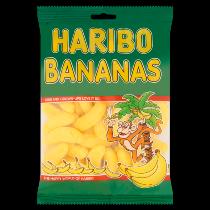 Haribo schuim bananen