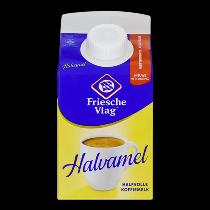 Friesche Vlag koffiemelk halvamel