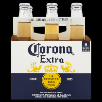 Corona bier 6-pack