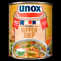 Unox originele kippensoep