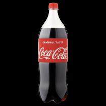 Coca-Cola fles 1,5ltr.